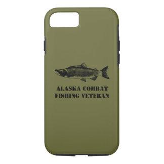 Coque iPhone 8/7 Vétéran de pêche de combat de l'Alaska
