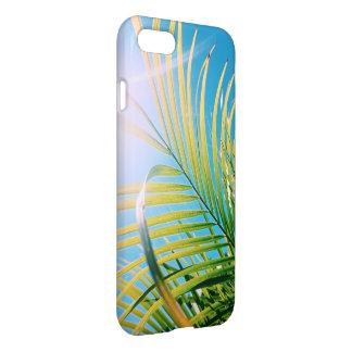 Coque iPhone 8/7 Vibraphone positif IPhone en feuille de palmier