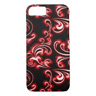 Coque iPhone 8/7 Vide rouge de vampire