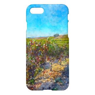 Coque iPhone 8/7 Vignoble dans Napa Valley la Californie