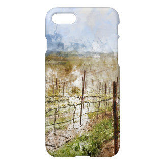 Coque iPhone 8/7 Vignoble de Napa Valley
