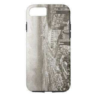 Coque iPhone 8/7 Vue d'oeil d'oiseau de Londres d'Abbaye de