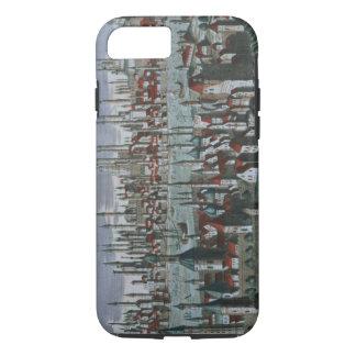 Coque iPhone 8/7 Vue panoramique de Constantinople, tard 18ème