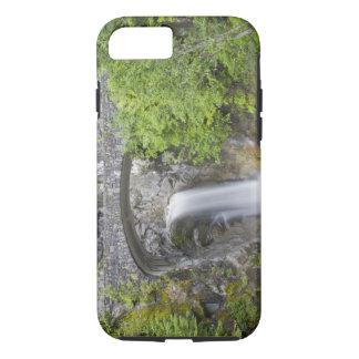 Coque iPhone 8/7 WA, parc national de mont Rainier, automnes de