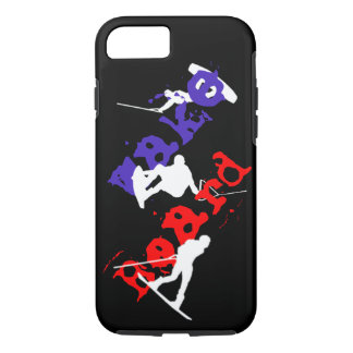 Coque iPhone 8/7 Wakeboard silhouette l'iPhone 8/7 cas