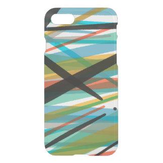"Coque iPhone 8/7 ""X"" marque la tache"