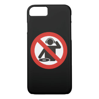 Coque iPhone 8/7 Zone franche du DJ