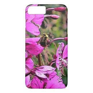 Coque iPhone 8 Plus/7 Plus Abeille Nice