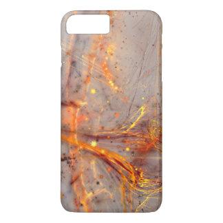 Coque iPhone 8 Plus/7 Plus Abrégé sur frais or