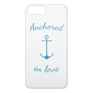 Coque iPhone 8 Plus/7 Plus Ancré dans l'amour