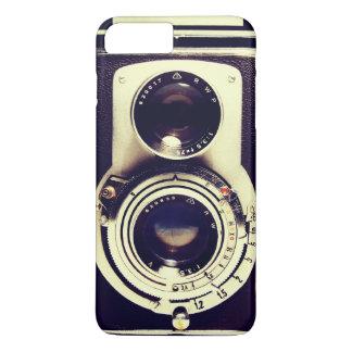 Coque iPhone 8 Plus/7 Plus Appareil-photo vintage