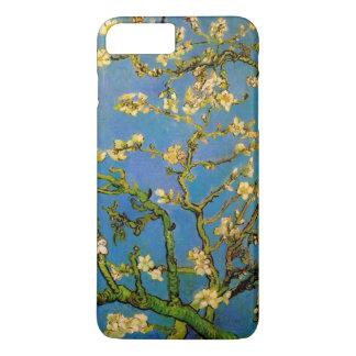 Coque iPhone 8 Plus/7 Plus Arbre d'amande de floraison par Van Gogh,
