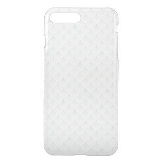 Coque iPhone 8 Plus/7 Plus arrière - plan de vecteur d'abrégé sur échelle de
