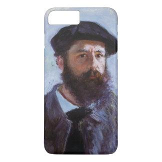 Coque iPhone 8 Plus/7 Plus Autoportrait de Claude Monet