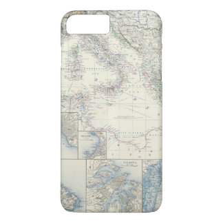 Coque iPhone 8 Plus/7 Plus Bassin méditerranéen