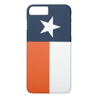 Coque iPhone 8 Plus/7 Plus Bleu marine et orange