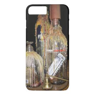 Coque iPhone 8 Plus/7 Plus Boissons alcoolisées et bougies