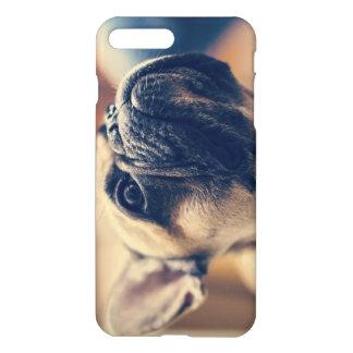 Coque iPhone 8 Plus/7 Plus bouledogue français