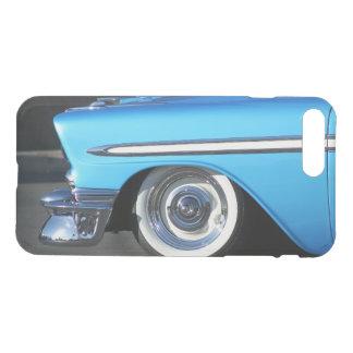 Coque iPhone 8 Plus/7 Plus Caisse bleue classique de l'iphone 7 de voiture