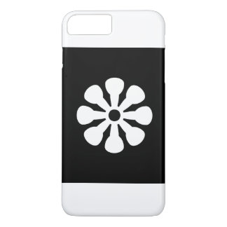 Coque iPhone 8 Plus/7 Plus Carré décoratif