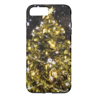 Coque iPhone 8 Plus/7 Plus Carte de voeux Tree