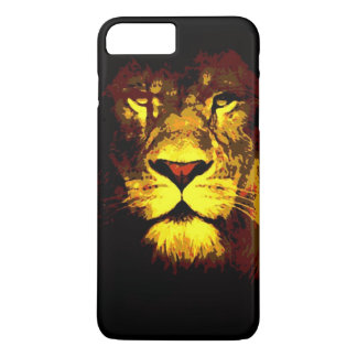 Coque iPhone 8 Plus/7 Plus Cas de l'iPhone 7 de lion