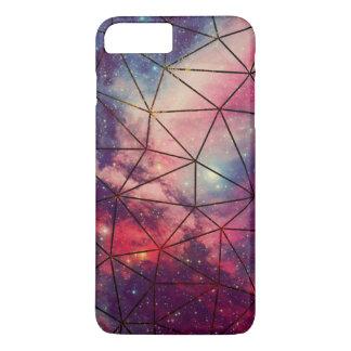 Coque iPhone 8 Plus/7 Plus Cas de téléphone de galaxie de Moziak
