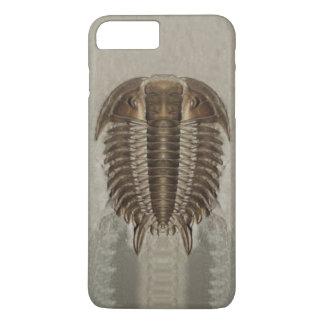 Coque iPhone 8 Plus/7 Plus Cas fossile de téléphone de Trilobite