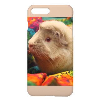 Coque iPhone 8 Plus/7 Plus Cas orienté de téléphone portable de cobaye de