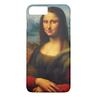 Coque iPhone 8 Plus/7 Plus Cas plus de l'iPhone 7 de Mona Lisa