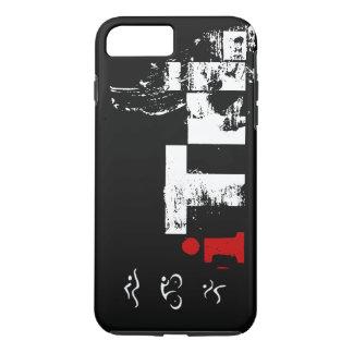 Coque iPhone 8 Plus/7 Plus cas plus de l'iPhone 7 d'iTri