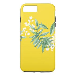 Coque iPhone 8 Plus/7 Plus Cas tropical de téléphone d'été