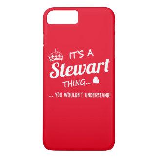 Coque iPhone 8 Plus/7 Plus C'est une chose de Stewart