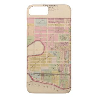 Coque iPhone 8 Plus/7 Plus Cincinnati, Ohio 2