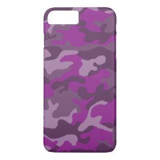 Coque iPhone 8 Plus/7 Plus Copie de Camo (couleurs personnalisables)