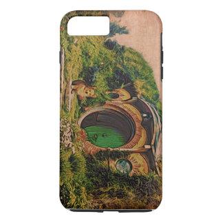 Coque iPhone 8 Plus/7 Plus Corgi chez Hobbiton