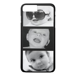 Coque iPhone 8 Plus/7 Plus Créer-Votre-Propre 3 cas plus de l'iPhone 7 de