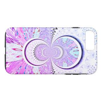 Coque iPhone 8 Plus/7 Plus Créez votre propre conception girly d'infini