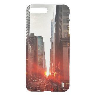 Coque iPhone 8 Plus/7 Plus Crépuscule de ville