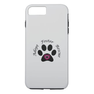 Coque iPhone 8 Plus/7 Plus Délivrance animale