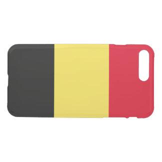 Coque iPhone 8 Plus/7 Plus Drapeau de la Belgique