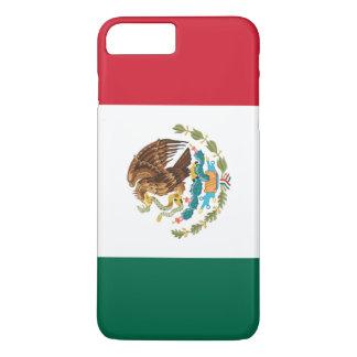 Coque iPhone 8 Plus/7 Plus Drapeau du Mexique