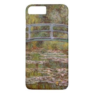 Coque iPhone 8 Plus/7 Plus Étang de nénuphar par Claude Monet