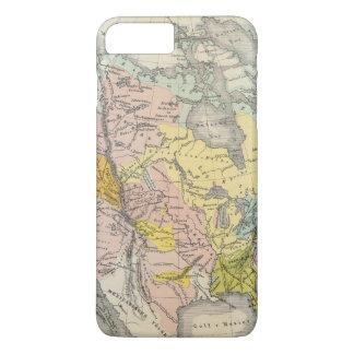 Coque iPhone 8 Plus/7 Plus Ethnographs de l'Amérique du Nord