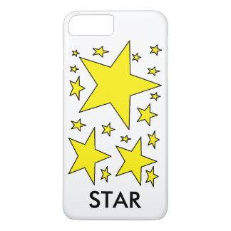 Coque iPhone 8 Plus/7 Plus Étoile - cas plus de l'iPhone 6