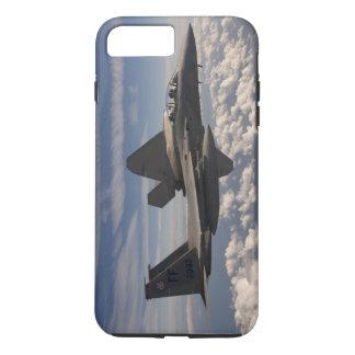 Coque iPhone 8 Plus/7 Plus F-15 et F-22 en vol