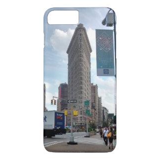 Coque iPhone 8 Plus/7 Plus Flatiron établissant la caisse de NYC IPhone 6/6s
