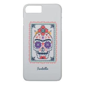 Coque iPhone 8 Plus/7 Plus Frida Kahlo | Calavera