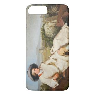 Coque iPhone 8 Plus/7 Plus Goethe en Campanie romaine par Tischbein 1787