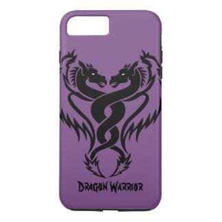 Coque iPhone 8 Plus/7 Plus Guerrier de dragon